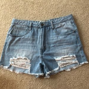 (3/$35) Denim shorts